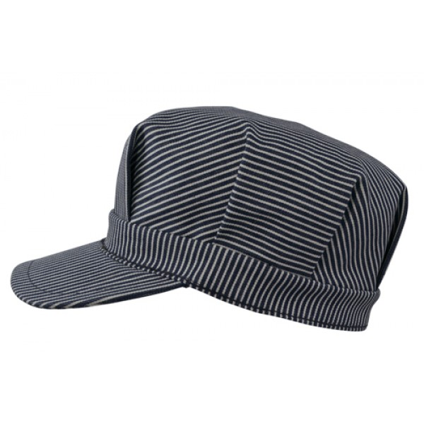 17f161db0ad ... Style  026 The Original Pinstripe Engineer Cap ...