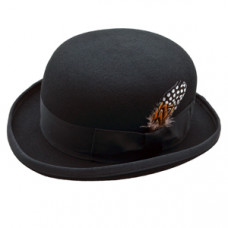 Style: 030 The Chaplin Derby Hat