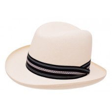 Style: 056 Shantung Homburg Hat