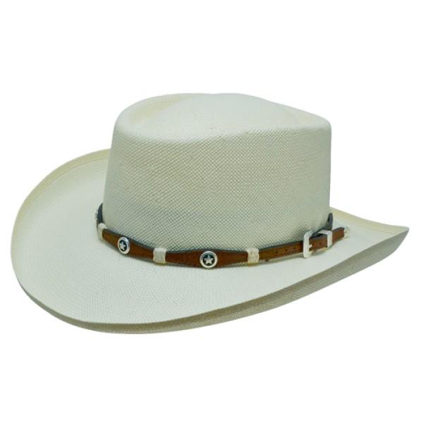 Gambler Straw Hat: Dress Hats For Men