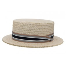 Style: 094 The Boater Straw Hat