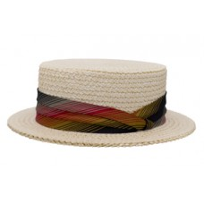 Style: 097 The Boater Straw Hat
