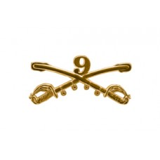 Style: 1047 9th Cavalry Sabers Hat Pin