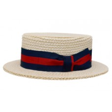 Style: 115 The Boater Straw Hat