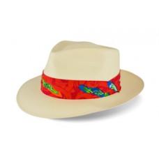 Style: 118 Shantung Teardrop Hat