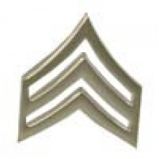 Style: 1254 Pair of Sergeant E-5 Rank
