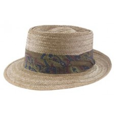 Style: 1962 Coconut Pork Pie Hat