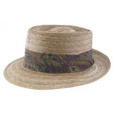 Style: 1962 Coconut Pork Pie Hat