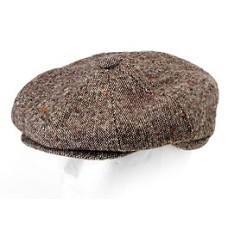 Style: 209 Tweed Wool Cap