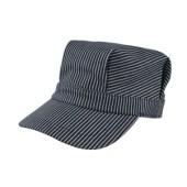 Style: 337 Pinstripe Railroad Cap