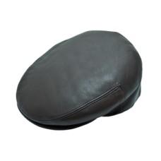 Style: 356 Italian Leather Ivy Cap