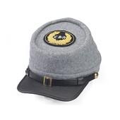 Style: 977 Kepi Cap with CSA Hat Badge