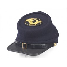 Style: 979 Kepi Cap with Infantry Hat Badge