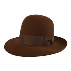 Style: 9110 The Harrison Fedora Open Crown Hat