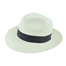 Style: S-130 Panama Center Dent Hat