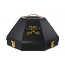 Style: HB-003 Cavalry Traveling Hat Box (NO LONGER AVAILABLE)