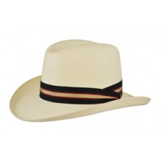 Style: S-282 Shantung Homburg Hat (SOLD OUT)
