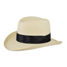 Style: S-286 Shantung Homburg Hat