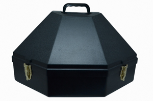 Style: 006 Big Economy Traveling Hat Box
