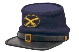 Style: 032 Cavalry Kepi Cap