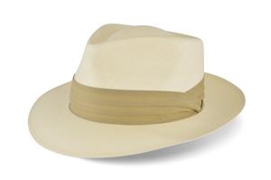 Style: 120 Shantung Teardrop Hat