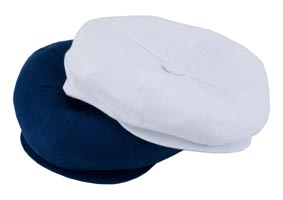Style: 125 Brooklyn 8 Panel Linen Cap