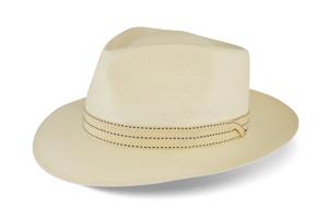 Style: 146 Shantung Teardrop Hat