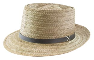Style: 1979 Coconut Pork Pie Hat