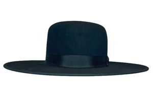 Style: 237 Wyatt Earp Hat