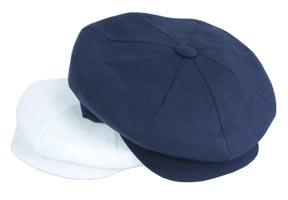 Style: 328 Big Apple Linen Cap