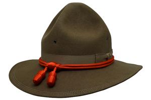 Style: 338 World War 1 Doughboy Hat