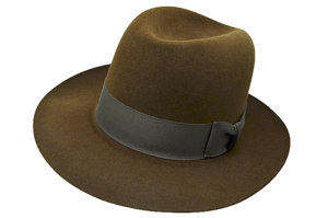 Style: 341 Miller Center Crease Indy Hat