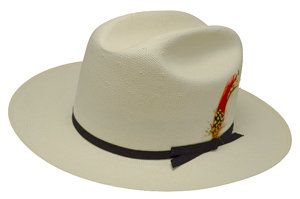 Style: 366 LBJ Straw Hat