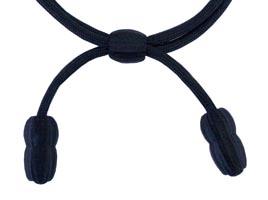 Style: 525 Black Acorn Band