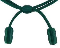Style: 526 Kelly Green Acorn Band