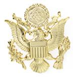 Style: 603 Female Officer Hat Badge