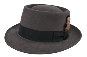 Style: DF9104 Pork Pie Hat