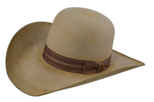 Style: PS1004-3X Open Crown/All Around Brim