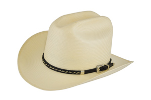 Style: WS-187 Shantung Rancher Hat