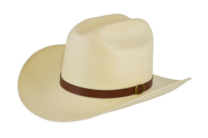 Style: WS-199 Shantung Rancher Hat