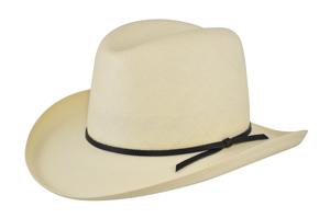 Style: S-273 Shantung Homburg Hat