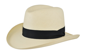 Style: 275 Shantung Homburg Hat