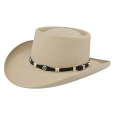Style: 053 Western Gambler Hat