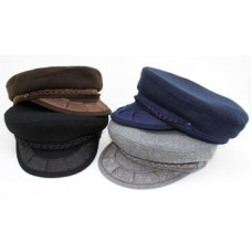 Style: 096 Greek Fisherman Wool Cap