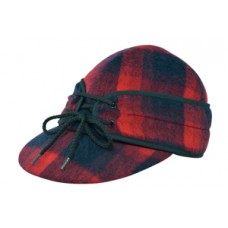Style: 1015 Buffalo Plaid Railroad Cap