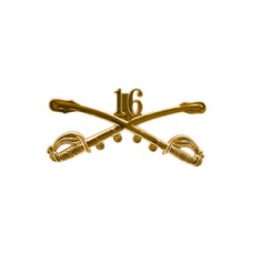 Style: 1053 16th Cavalry Sabers Hat Pin
