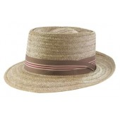 Style: 1964 Coconut Pork Pie Hat