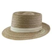 Style: 1965 Coconut Pork Pie Hat