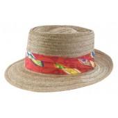 Style: 1978 Coconut Pork Pie Hat