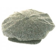 Style: 217 Big Apple Tweed Cap